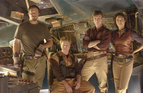 Serenity Crew