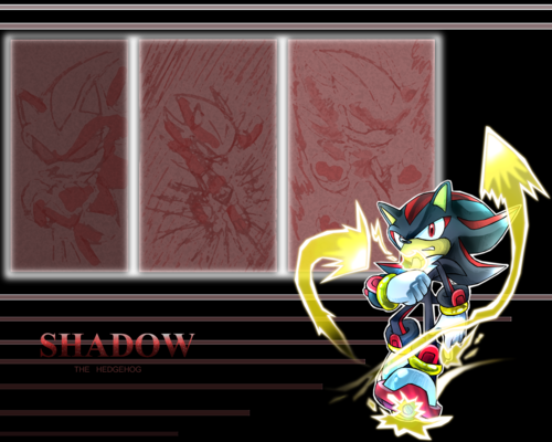 Shadow wallpaper
