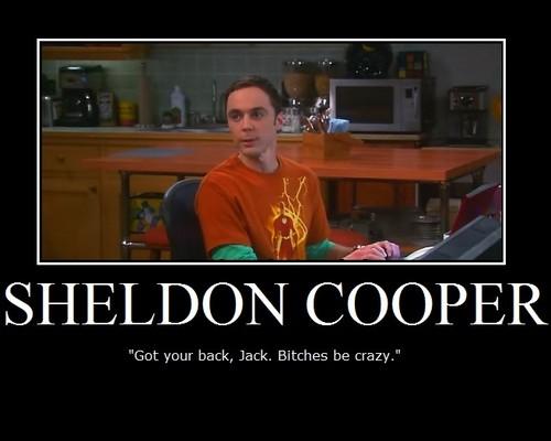 The Big Bang Theory wallpaper called Sheldon Cooper :]