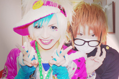 Shyena and Yuu - japanese-bands Photo