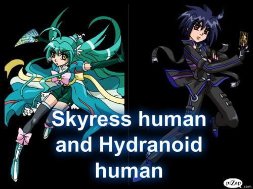 Skyress ad Hydranoid