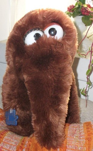 Snuffy doll - sesame-street Photo