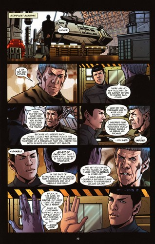 звезда Trek Movie Adaptation