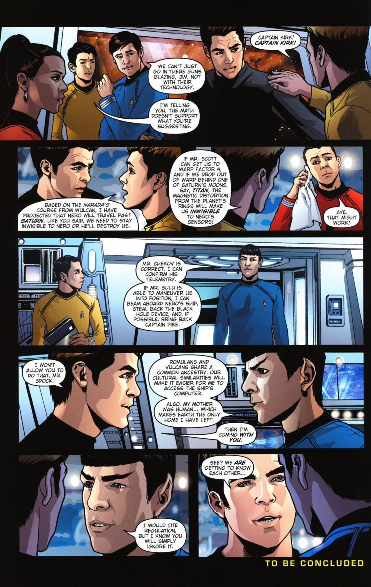 Star Trek Movie Adaptation