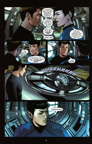 별, 스타 Trek Movie Adaptation