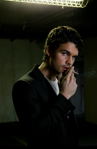 Steven Strait for Joe Quinto