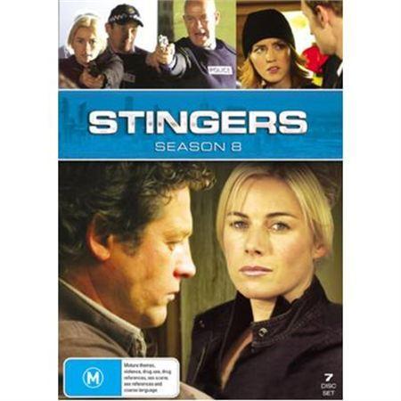Stinger DVD cover