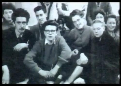 Stuart and school Friends