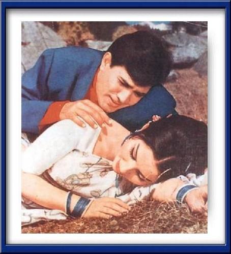 Super ngôi sao Rajesh Khanna & Sharmila Tagore