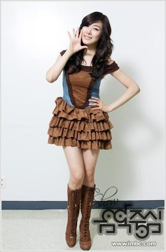 tiffany girls generation images tiffany mc music core costumes