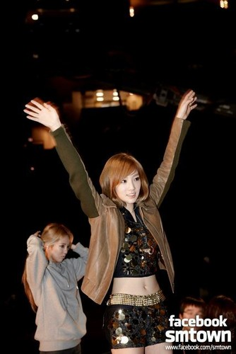 Taeyeon SMTown in New York