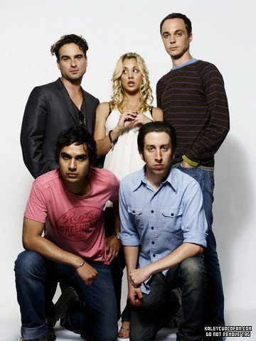The Bing Bang Theory - kaley-cuoco Photo