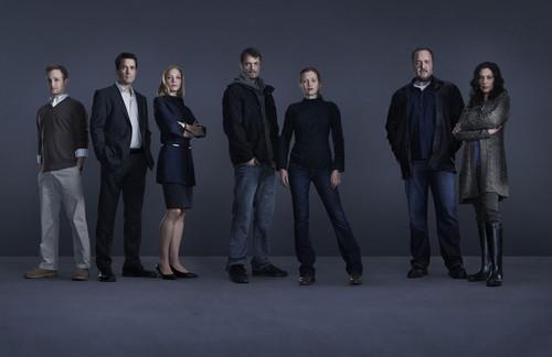 The Killing- Cast фото