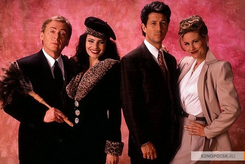 The Nanny wallpaper containing a business suit titled The Nanny