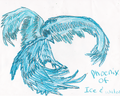 The phoenix of water and ice