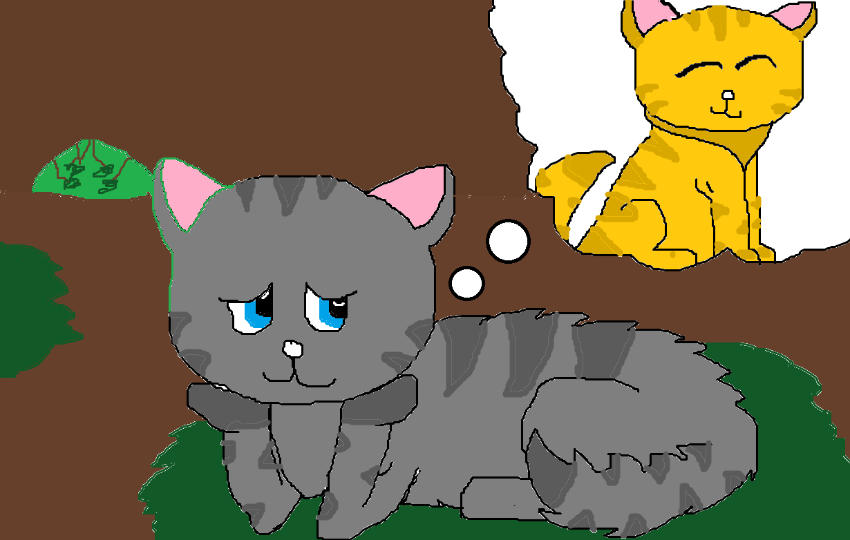 My Brother My Brother And Me Warrior Cats