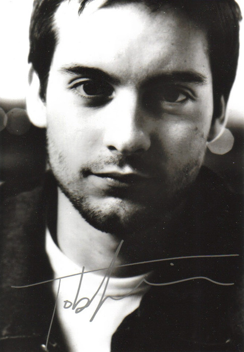 Tobey Maguire Tobey