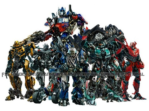 Transformers Dark Of The Moon Autobots