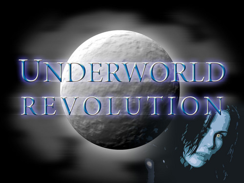 Michael Corvin wallpaper entitled Underworld Revolution :)