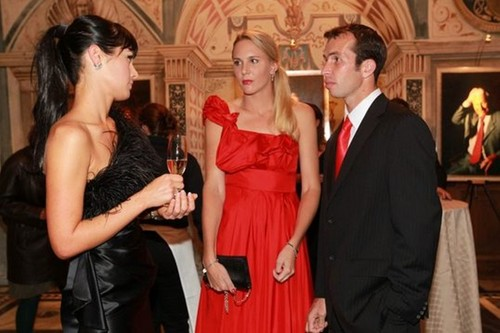 Vaidisova and Stepanek: Again they tuned into the red !