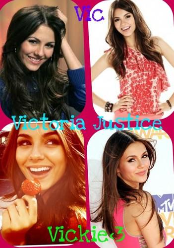 Victoria Justice Collage