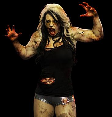 wwe Zombie-Kaitlyn
