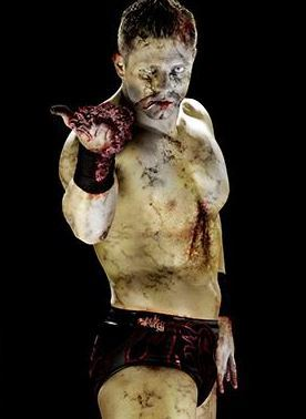 WWE Zombie-The Miz - wwe Photo