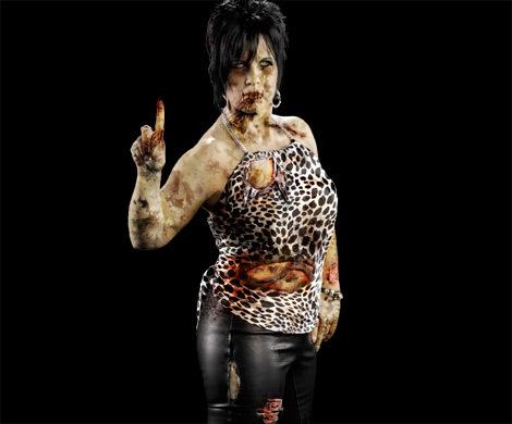 WWE Zombie-Vickie Guerrero