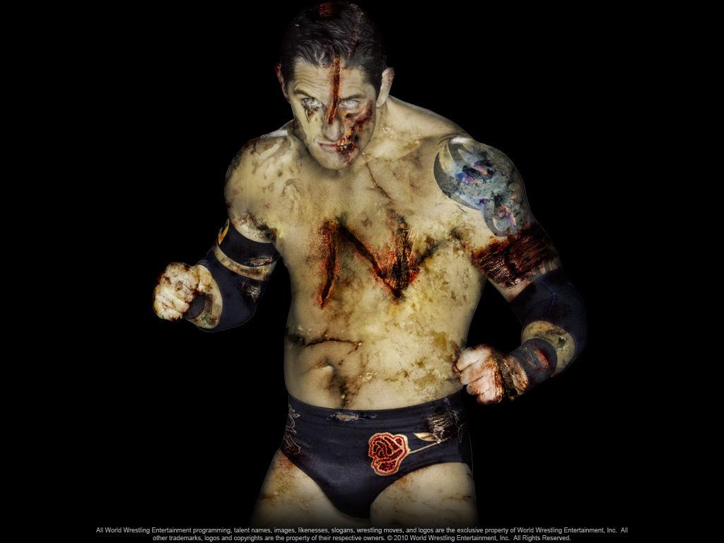wwe Zombie-Wade Barrett