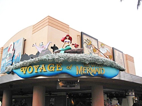 Walt डिज़्नी World Resort - Voyage of The Little Mermaid