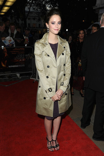 Wuthering Heights - Premiere:55th BFI Лондон Film Festival