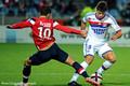Yoann Gourcuff & Eden Hazard - Lille 3:1 Lyon - (23.10.2011)