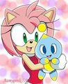 amy with cheese - amy-rose-is-my-love photo