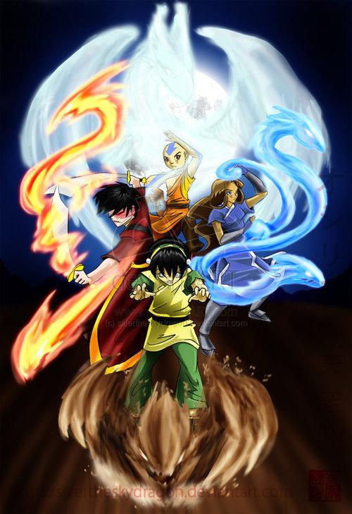 Avatar Hintergrund