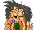 bardock and son's