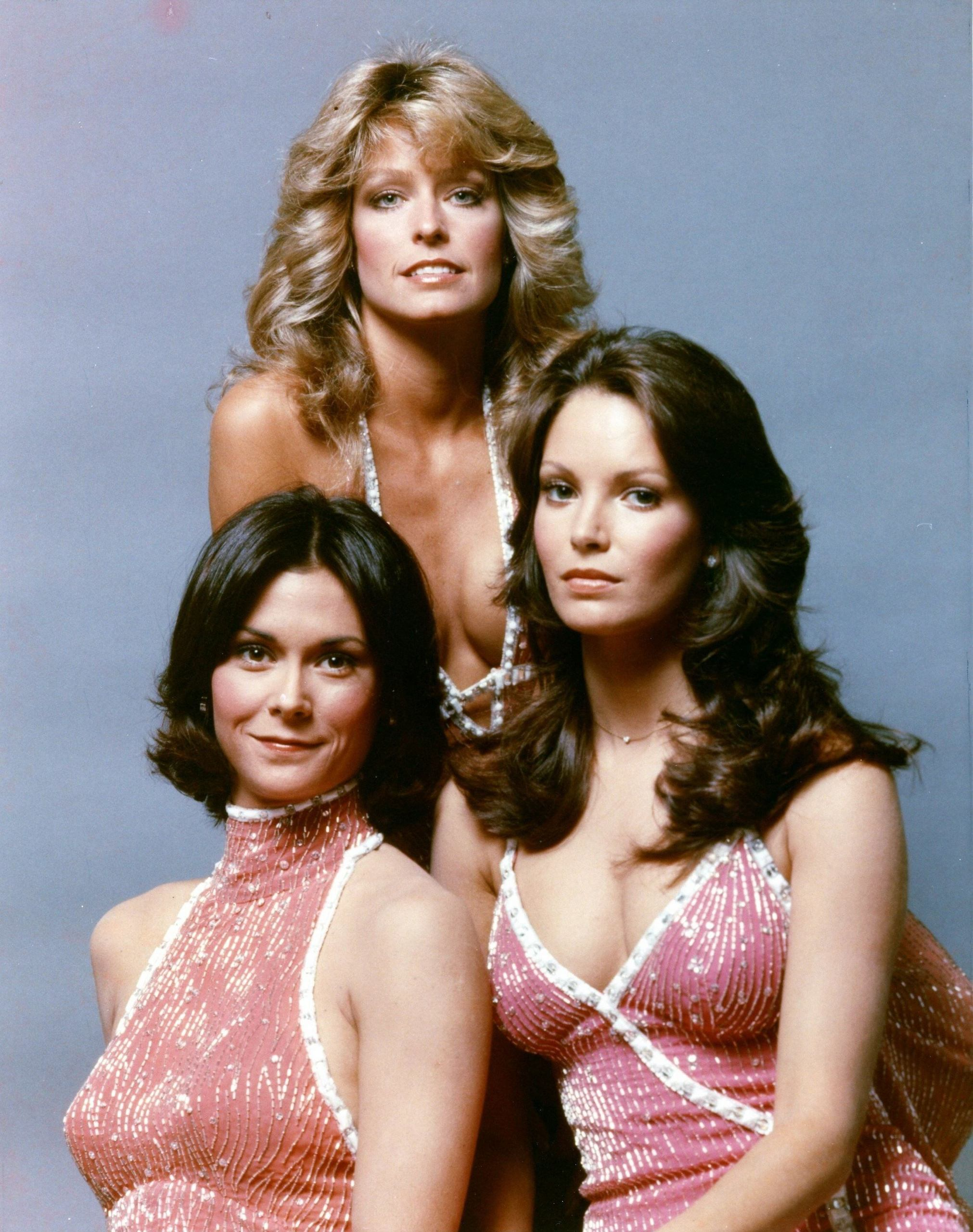 Les anges de Kate jackson charley