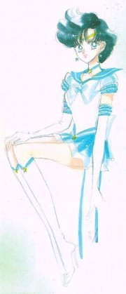 eternal  sailor  mercury  (manga)