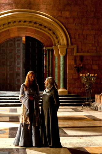 Sansa & Septa Mordane