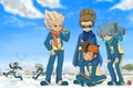 gouenji cute - shuya-goenji-axel-blaze photo