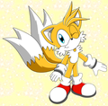 i love tails :3 - miles-tails-prower photo