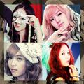 jung sisters (jessica&krystal)