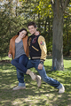 lovely photoshoot - tessa-virtue-and-scott-moir photo