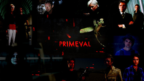 Abby Maitland wallpaper with a concert titled primeval