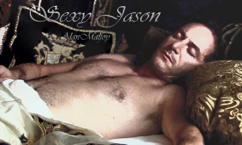 Jason Isaacs پیپر وال probably containing skin entitled sexy jason II