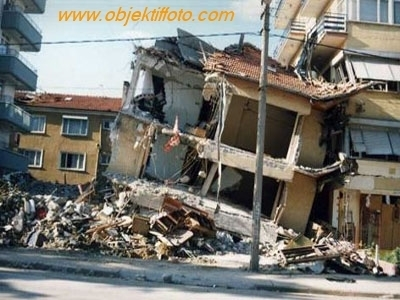 van earthquake - turkey Photo
