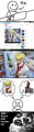 white suited sanji looks like... - rage-comics photo