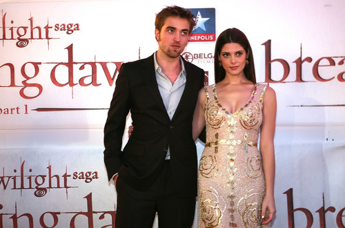 """Breaking Dawn: Part 1"" Brussels fan Event [HQ]"