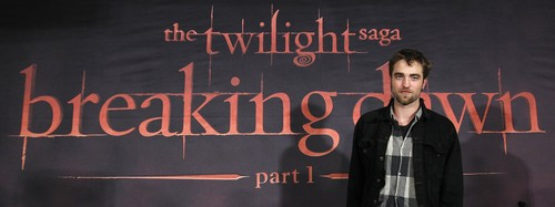 """Breaking Dawn: Part 1"" Brussels Press Conference [HQ]"
