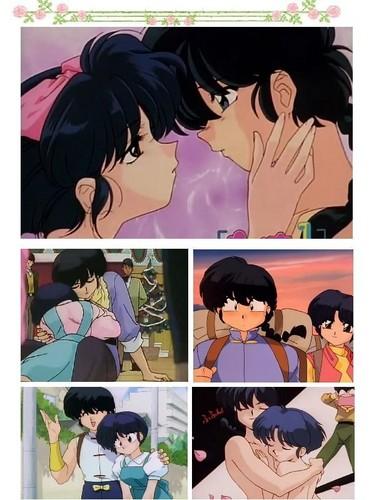 [ Ranma 1 2 ] Ranma and Akane _ 爱情