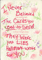 10/22/2011 - Sunday Secrets  - postsecret photo